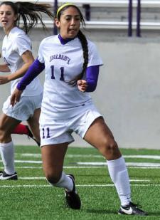 vivian vega albany college soccer