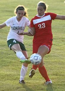 high school soccer Sarah DiPlotti