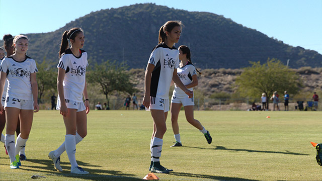 ECNL Phoenix Best XI & Honorable Mentions