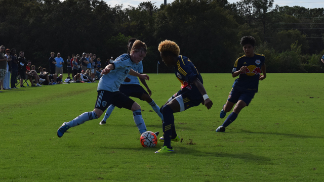 Development Academy Showcase: U16 Best XI