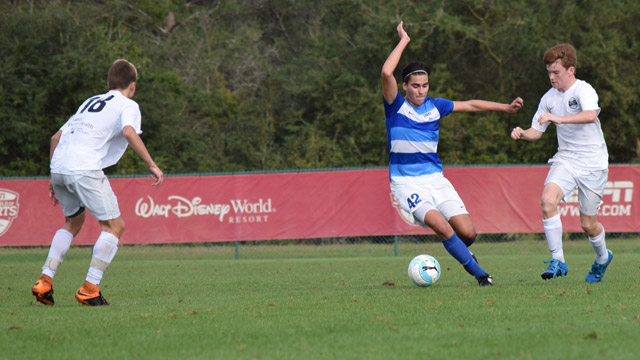 2015 Disney Boys Day 3: Championships Set