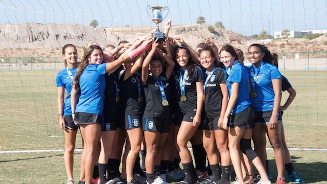 SD Surf win '16 IMG girls recruiting title