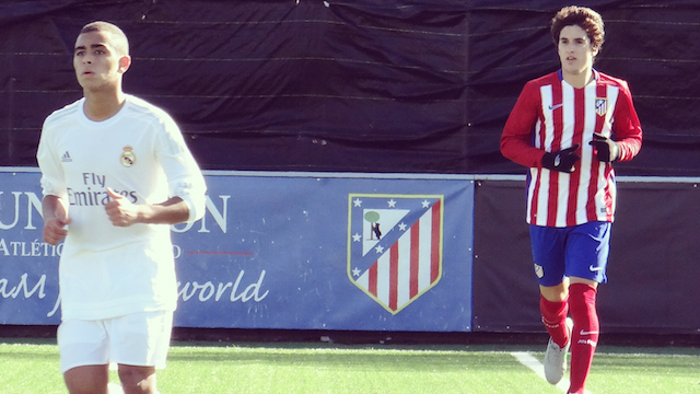 Pro Prospects: U17 excels with Atletico