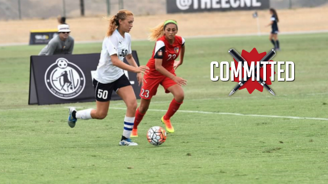 Girls Commitments: The pull of the Pac-12