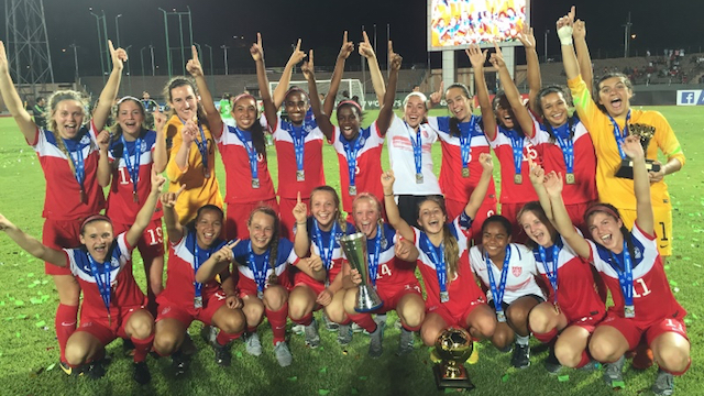 USA are the favorites at U17 World Cup