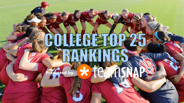TDS Division I Women's Top 25: Oct. 24