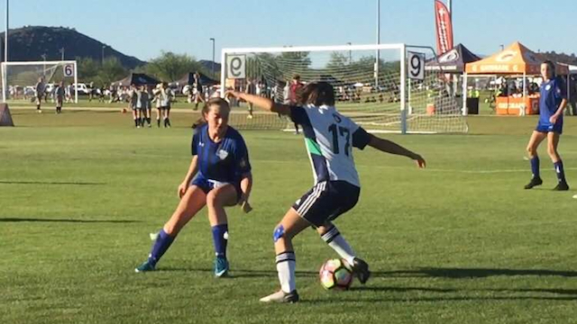 Standouts from Day One of the ECNL Phoenix