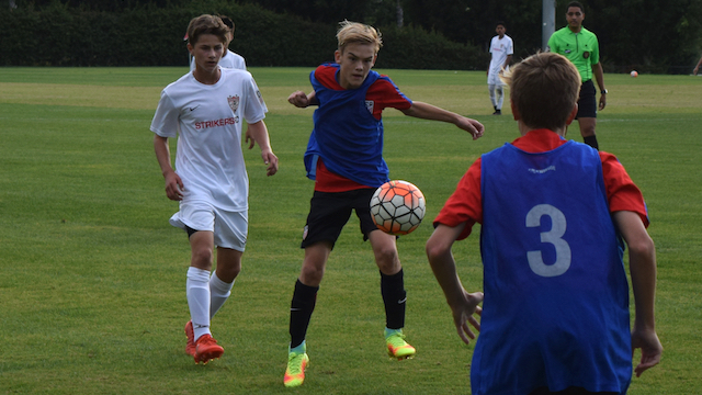 Ranking the age group: Boys National Teams
