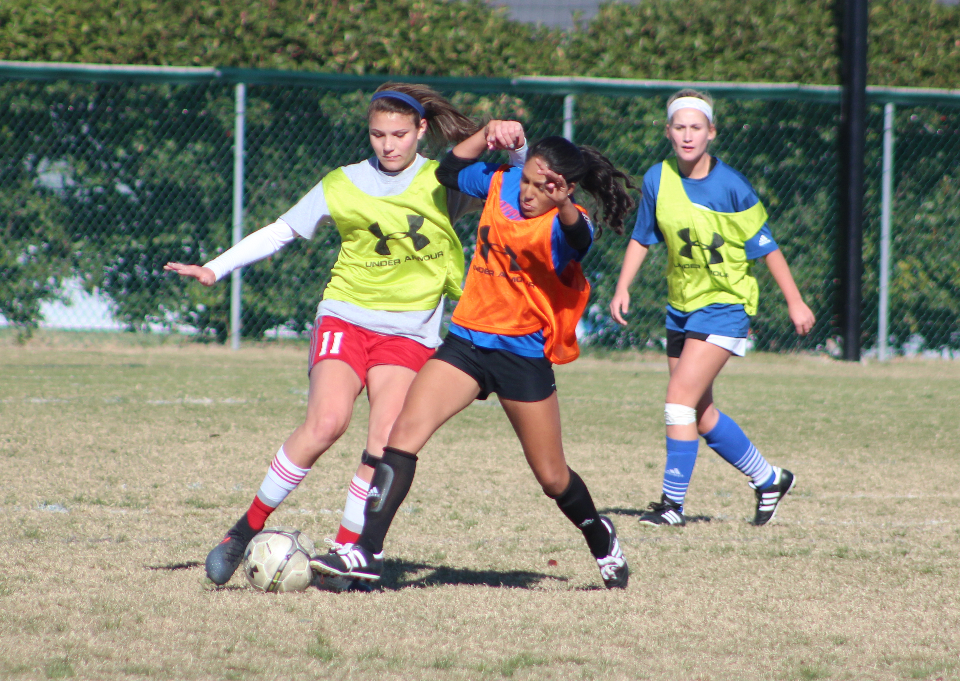 Unsigned Showcases: Dallas Girls Best XI