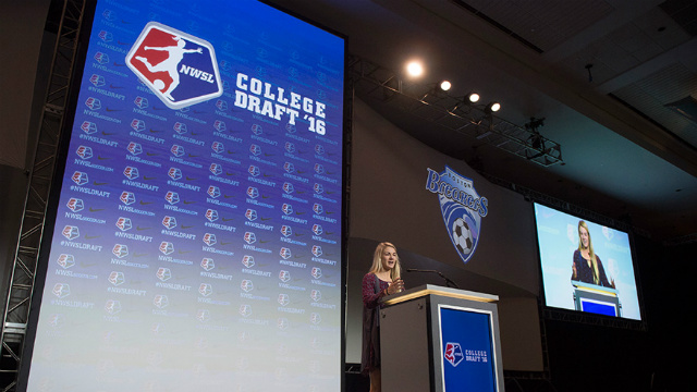 2017 NWSL First & Second Round Mock Draft