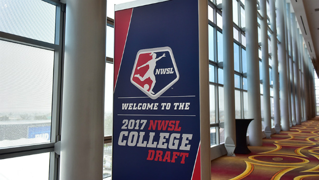2017 NWSL College Draft Tracker