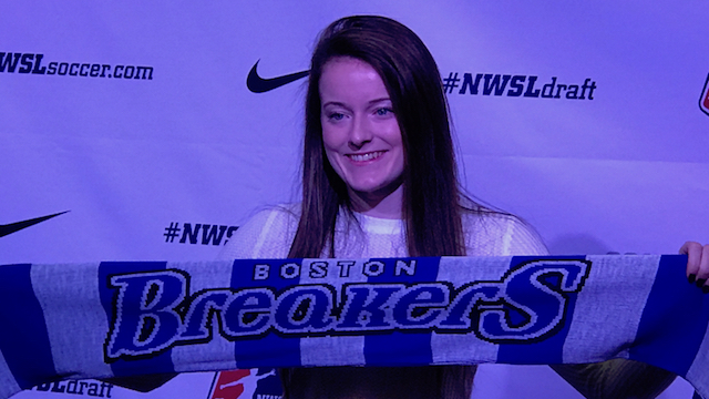 Rose Lavelle picked first at NWSL draft