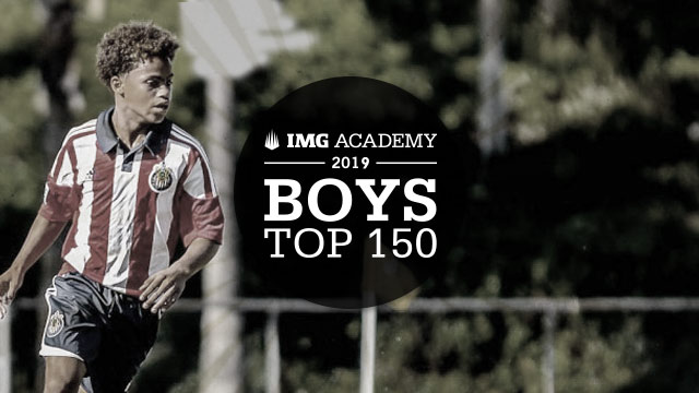 2019 Boys IMG Academy Top 150 update