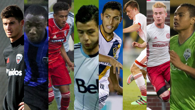 Ranking the Top 50 prospects in MLS