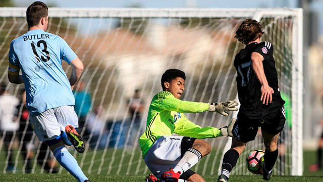 US Youth National League Vegas: Day 2 stars
