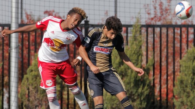 Unsigned U17 MNT stars in for big years