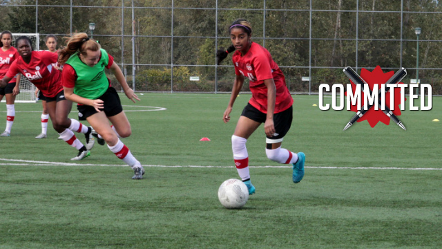Girls Commitments: Canadian connection