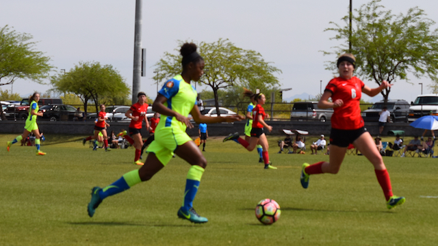ECNL Phoenix: Standouts from the first day