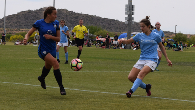 ECNL Phoenix: The best players from day two