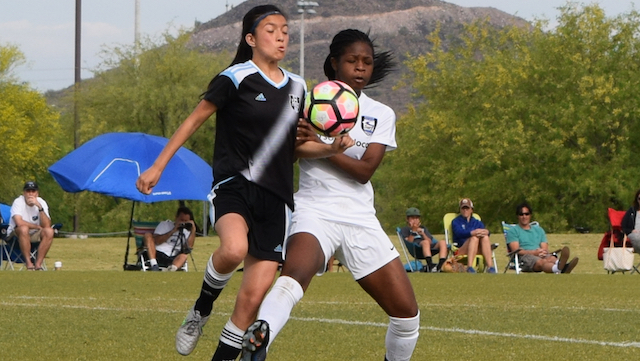 Photo Gallery from ECNL Phoenix