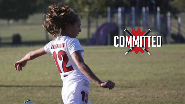 Girls Commitments: Defensive addition
