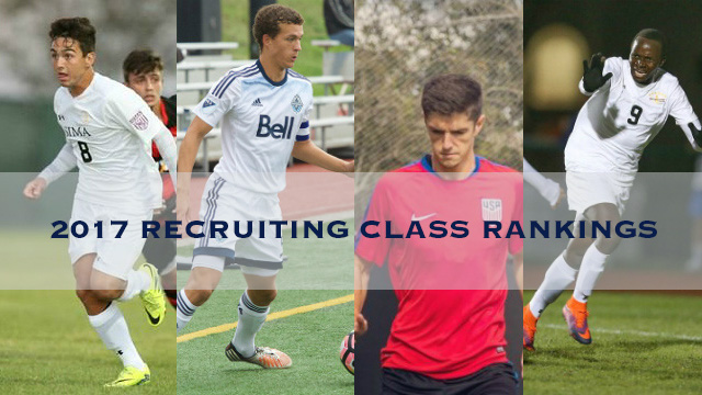2017 Boys Recruiting Rankings: May update