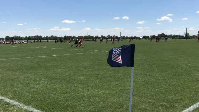 2017 DA U14 Showcase: Opening Day 1