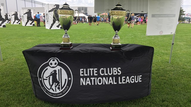 2017 ECNL Playoffs: U14s, U18s Day 1 hits