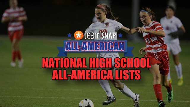 TeamSnap All-America