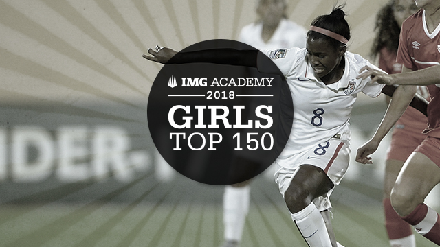2018 Girls IMG Academy Top 150 July update
