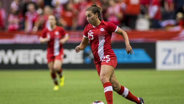 Women's DI: Top International additions