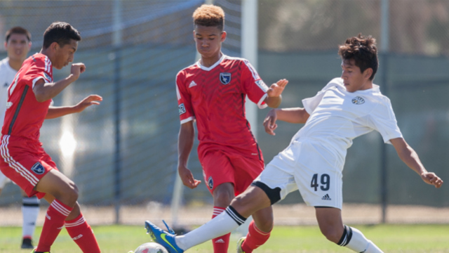 Sleepers for U17 MNT World Cup roster