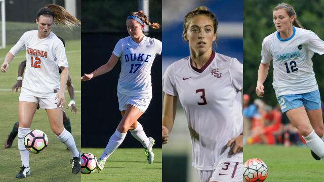 2017 ACC women's soccer preview