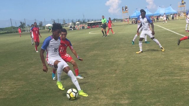 USA rolls into final of 2017 CONCACAF Champ