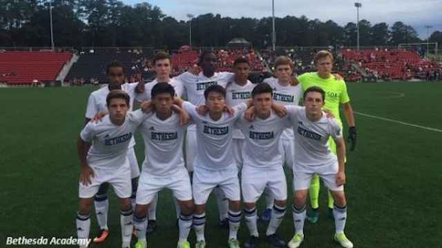 Boys Development Academy Standouts: Oct. 3