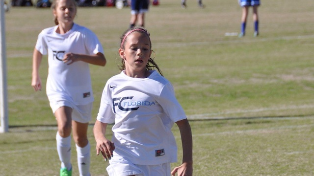Girls Development Academy Standouts: Oct. 4