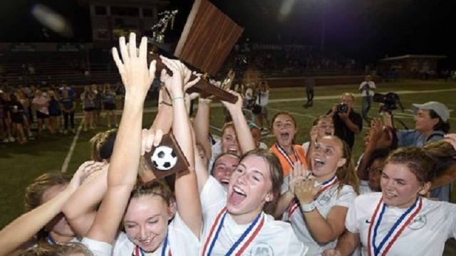 Fall Girls Soccer State Championship Recaps