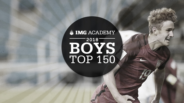 IMG Top 150 Players: Boys Class of 2018