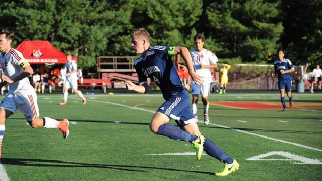 Boys: Family leads NJ defender to Bucknell