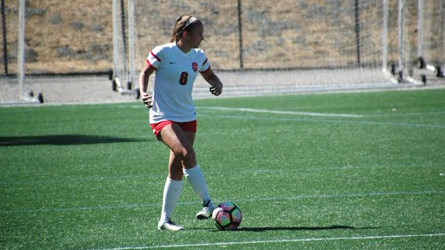 Girls: Mustang SC defender picks Cal