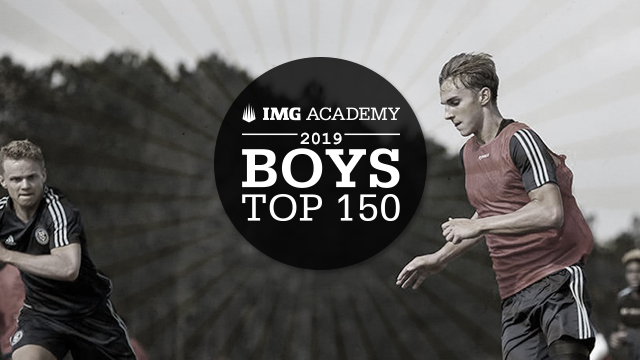 IMG Top 150 Players: Boys Class of 2019