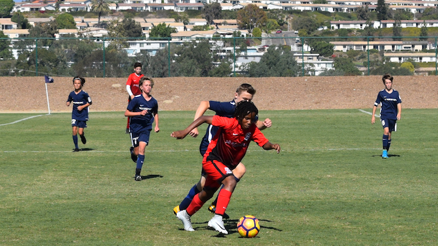 Development Academy West Region - Gallery