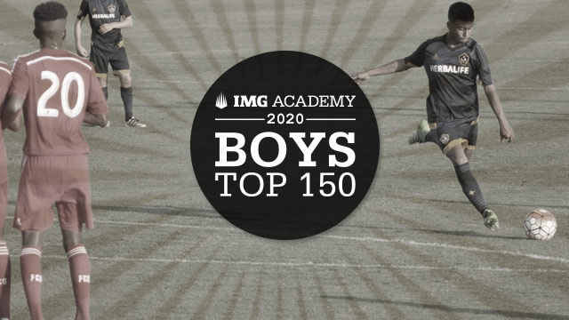 IMG Top 150 Players: Boys Class of 2020