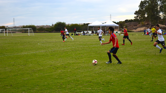 Standouts from the U.S. U14 BNT Scrimmage