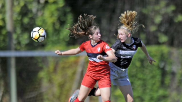 Girls US Youth ODP Interregional kicks off