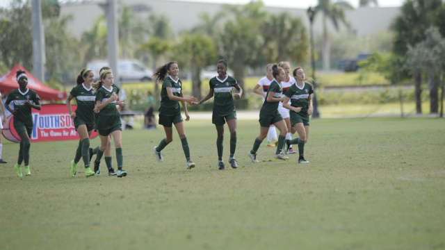 South shines on Day 3 of Girls ODP action