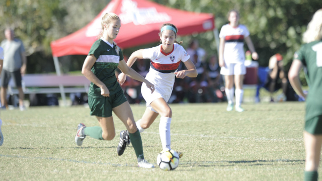 Girls ODP Interregional Day 4 highlights