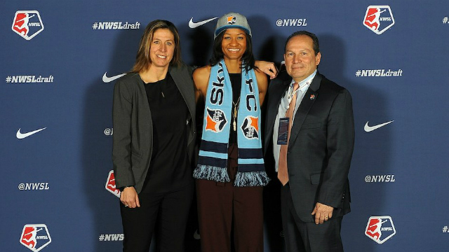 Three Thoughts on the NWSL Draft
