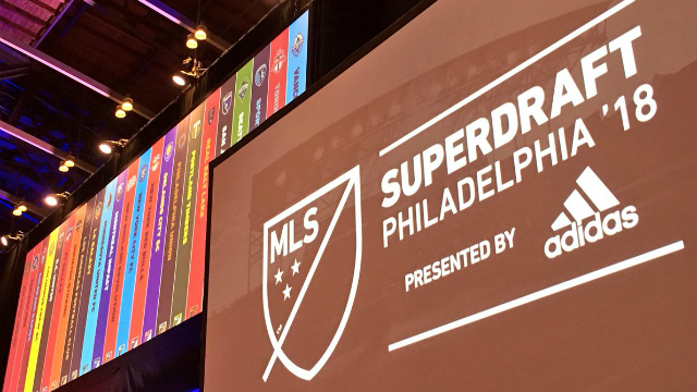 2018 MLS Draft Tracker: Rounds 1 & 2