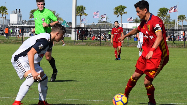 Boys Development Academy Weekly Standouts